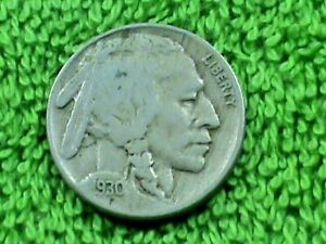 UNITED STATES  5 CENTS  1930  FULL DATE  COMBINED SHIPPING .10 CENTS USA .19 INT