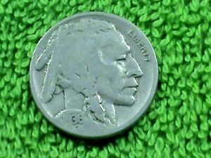 UNITED STATES  5 CENTS  1936  FULL DATE  COMBINED SHIPPING .10 CENTS USA .19 INT