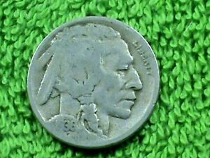 UNITED STATES  5 CENTS 1936 D  COMBINED SHIPPING .10 CENTS USA .19 INTERNATIONAL