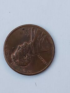 1994 D ERROR PENNY USED