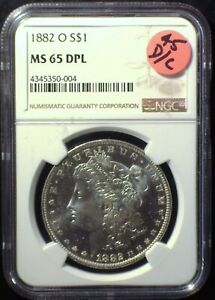 Click now to see the BUY IT NOW Price! 1882 O NGC MS65DPL/DMPL MORGAN DOLLAR [INV 16] VAM 45 DISCOVERY PIECE