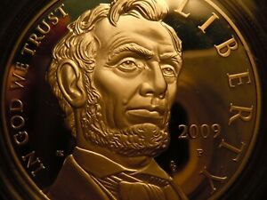 2009 P SILVER COMMEM PROOF ABRAHAM LINCOLN ALL MINT PACKAGING