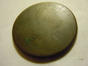 1805  LARGE CENT   AG TOUGH COIN