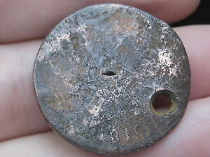 1810 CLASSIC HEAD LARGE CENT PENNY  METAL DETECTOR FIND?