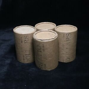 Click now to see the BUY IT NOW Price! 4 X $20 SILVER DOLLAR ROLL  80  MORGAN PEACE DOLLAR MIXED DATE COVERED END COINS