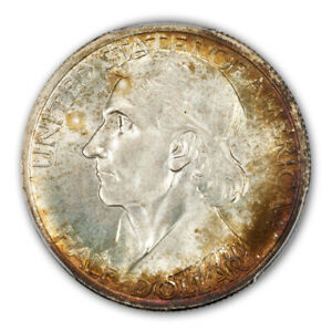 Click now to see the BUY IT NOW Price! BOONE 1936 50C SILVER COMMEMORATIVE PCGS MS67