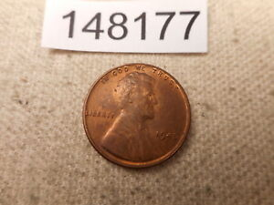 1945 D LINCOLN WHEAT CENT RAW UNSLABBED RAW COLLECTOR ALBUM COIN    148177