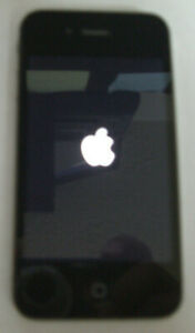 APPLE IPHONE 4   8GB   BLACK  UNLOCKED  A1349  CDMA