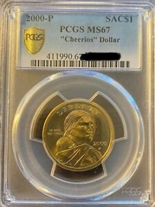 Click now to see the BUY IT NOW Price! 2000 P PCGS