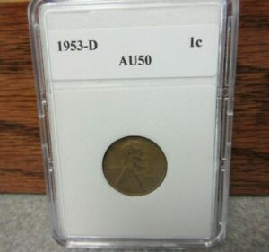 1953 D LINCOLN CENT : UNGRADED : BUY IT NOW
