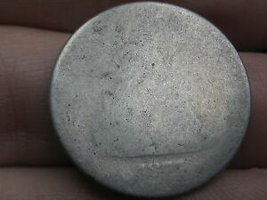 1877 SILVER SEATED LIBERTY QUARTER  LOWBALL HEAVILY WORN PO1 CANDIDATE?
