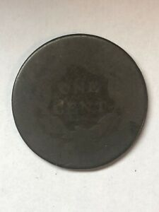 1814 CLASSIC  LARGE CENT  EARLY DATE SEE THE PICTURES