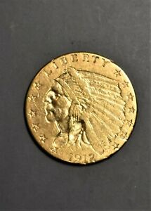 1912 USA $2 1/2 GOLD  QUARTER EAGLES  SEE PICTURE