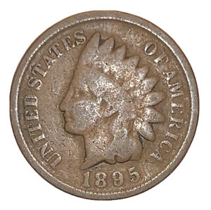 1895 VG INDIAN HEAD CENT   3072