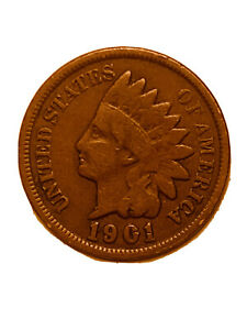 1901 P INDIAN HEAD CENT / PENNY   GOOD OR BETTER       3079