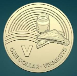 THE GREAT AUSSIE COIN HUNT GREAT PRESENT V VEGEMITE. FOR COIN FOLDER