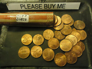 2002 P ROLL OF PENNIES         C/S & H