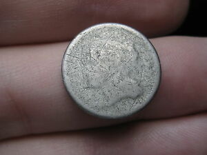 1865 1889 THREE 3 CENT NICKEL  LOWBALL HEAVILY WORN