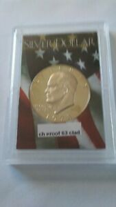 1978 S PROOF EISENHOWER DOLLAR