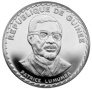 Click now to see the BUY IT NOW Price! GUINEA 500 SYLIS 1977 NGC PF62 PATRICE LUMUMBA MTG.150