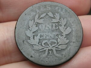 1801? DRAPED BUST LARGE CENT PENNY