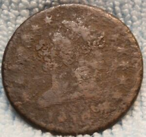 1810 CLASSIC HEAD LARGE CENT NICE VINTAGE LOW PRICED COIN