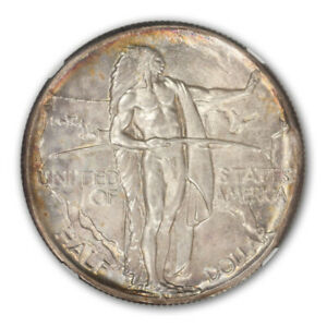 Click now to see the BUY IT NOW Price! OREGON 1928 SILVER COMMEMORATIVE 50C NGC MS68