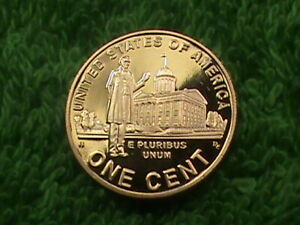 UNITED  STATES  1 CENT  2009 S  PROOF  PROFESSIONAL