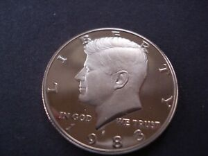 1983 S KENNEDY DEEP CAMEO PF ?? YOU DECEIDE. ^<@@>^ VINTAGE FLAWLESS GEM COIN
