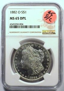 Click now to see the BUY IT NOW Price! 1882 O VAM 45 DISCOVERY COIN NGC MS65DMPL MORGAN DOLLAR [INV 16]