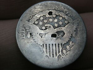 1802 DRAPED BUST SILVER DIME