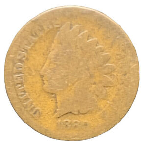 1880 INDIAN HEAD CENT 1 CENT 1C EXACT COIN |  | 8610