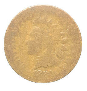 1881 INDIAN HEAD CENT EXACT COIN  DATE   8615