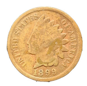 1899 INDIAN HEAD CENT EXACT COIN |   8651