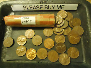 1966 LINCOLN CENT ROLL              S&H C/S