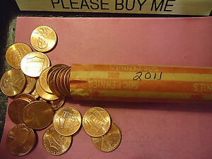 2011 LINCOLN SHIELD CENT ROLL   >> C/S & H AVAILABLE <<