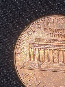 ERROR PENNY LINCOLN CENT DOUBLED DDO?   1999