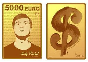 Click now to see the BUY IT NOW Price! FRANCE 2011 5000 EURO ANDY WARHOL 1 KILOGRAM PURE .999 1KG PROOF GOLD COIN