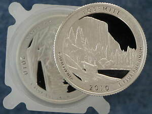 Click now to see the BUY IT NOW Price! 2010 S YOSEMITE CALIFORNIA QUARTER SILVER GEM DCAM PROOF LOT OF 32 COINS B9078