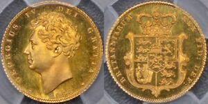 Click now to see the BUY IT NOW Price! GREAT BRITAIN 1826 PROOF HALF SOVEREIGN   PCGS PR65DCAM