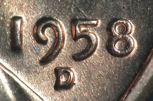 Click now to see the BUY IT NOW Price! 1958 D/D LINCOLN WHEAT CENT RPM 002   D/D/D 1MM 002 ON COPPERCOINS   HIGH GRADE