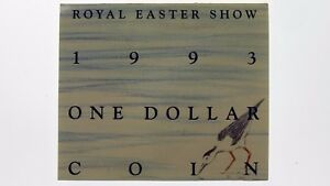 1993 LAND CARE ONE DOLLAR S MINT MARK UNCIRCULATED COIN