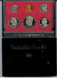 1980 S US PROOF SET       $1.5 MILLION IN EBAY SALES   ZZ1Z