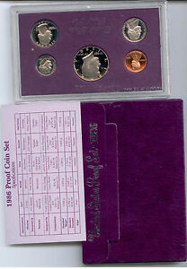 1986 S US PROOF SET     $1.5 MILLION IN EBAY SALES ZZ1