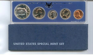 1966 US SPECIAL MINT SET PROOF LIKE COINS      $1.5 MILLION IN EBAY SALES ZZI