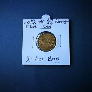 1985 UNC 20C PLATYPUS COIN IN 2X2 HOLDER FROM EX MINT SET