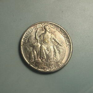 1936 D SAN DIEGO HALF DOLLAR 50C COIN 1/2 OF $1   GEM BU