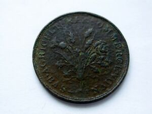 AGRICULTURE AND COMMERCE TOKEN   LC 36