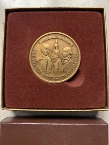 200TH ANNIVERSARY OF THE U.S. CONSTITUTION COMMEMORATIVE COIN INDEPENDENCE HALL