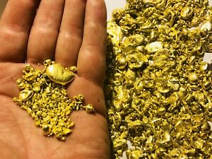 5 LBS GOLD NUGGET SHOT MADE OF BRASS BULLION BARS CASTING MELTING FORGE METAL
